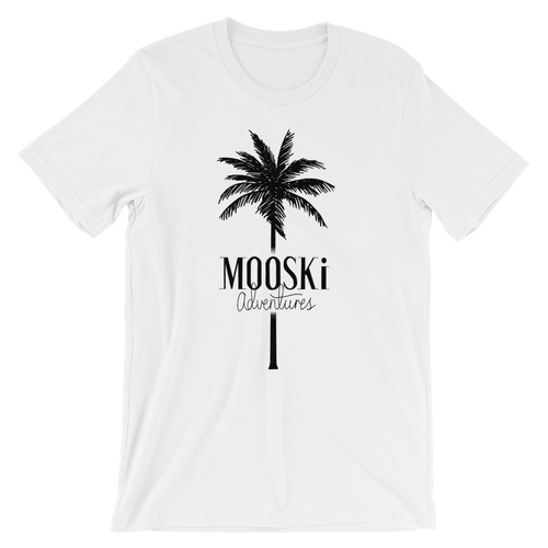 MOOSKi Black Palm Tee