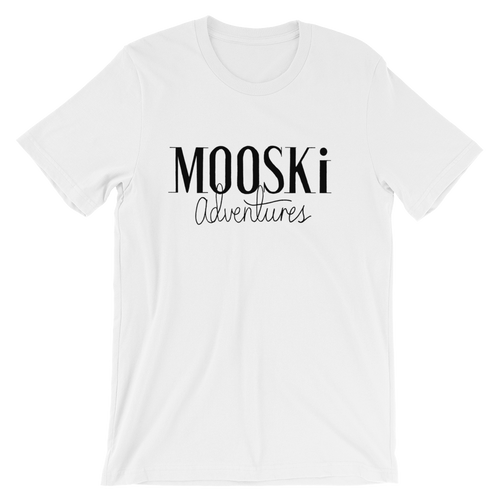 MOOSKi Black Original Tee