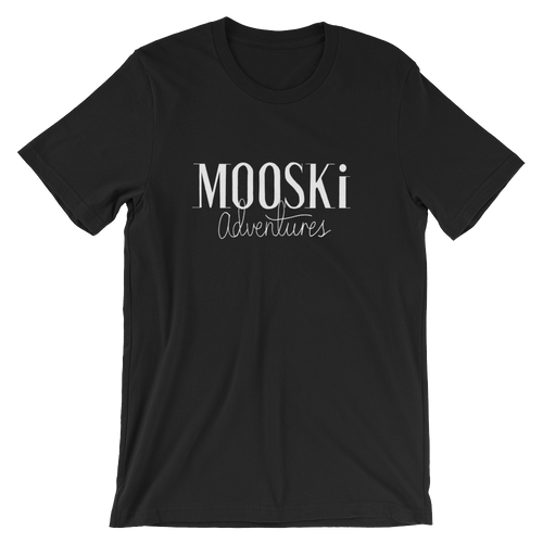 MOOSKi White Original Tee