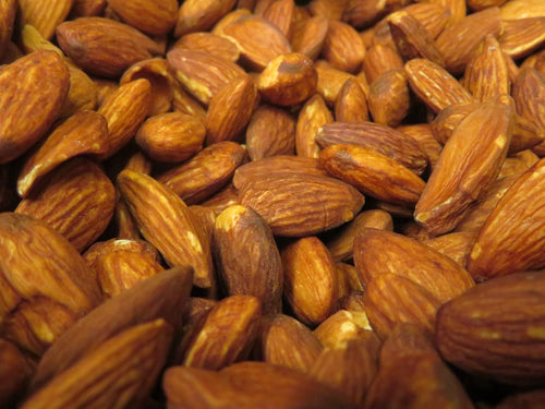 Lemon Roasted Almonds