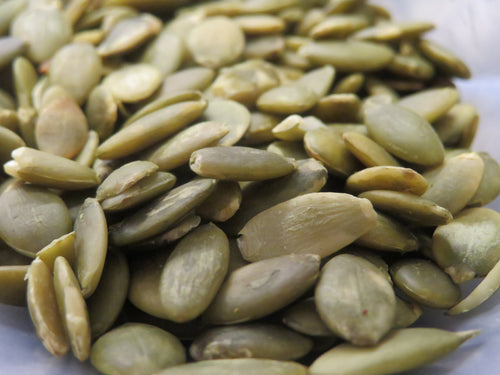 Raw Pepitas (shelled pumpkin seeds)
