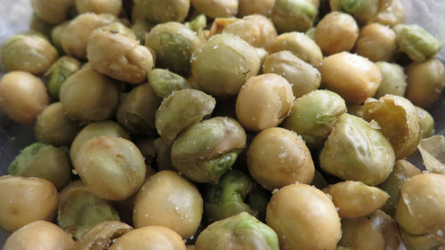 Roasted Green Peas (Salted)