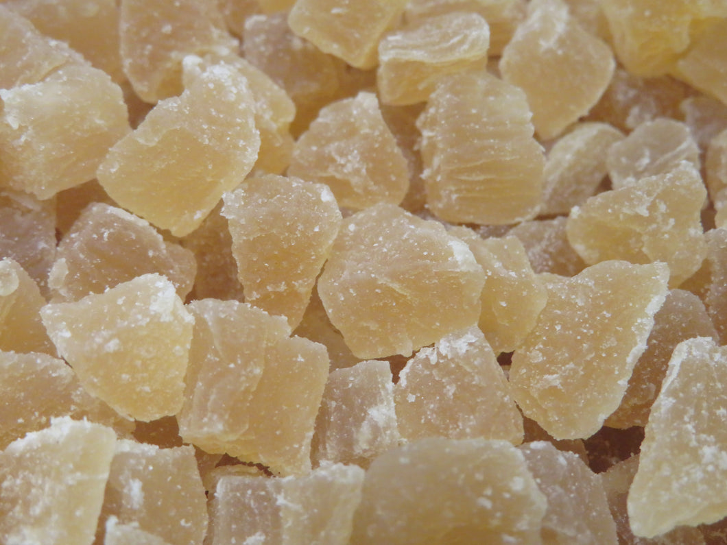 Dried Pineapple Diced Pieces