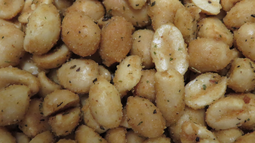 Garlic & Herb Peanuts