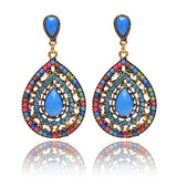 Boho Teardrop Earrings