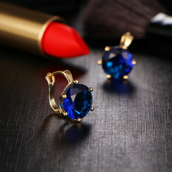 Distinctive Statement Stud Earrings