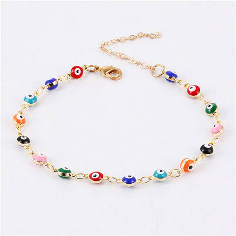 Eyes Of Luck Bracelet