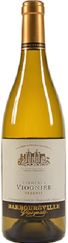 Barboursville Vineyards Viognier Reserve 2016
