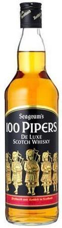 100 Pipers Scotch-Wine Chateau