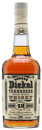 George Dickel Tennessee Whisky No. 12