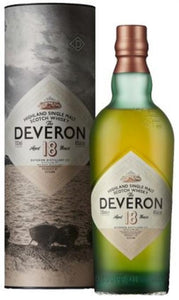 The Deveron Scotch Single Malt 18 Year