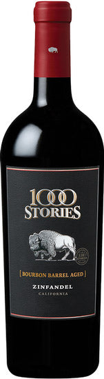 1000 Stories Zinfandel Bourbon Barrel Aged 2016