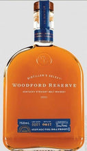 Load image into Gallery viewer, Woodford Reserve Malt Whiskey Distiller's Select