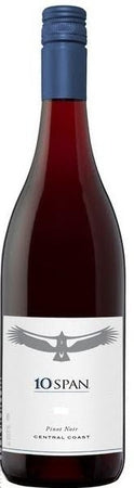 10 Span Vineyards Pinot Noir Central Coast 2015
