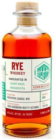 11 Wells Rye Whiskey-Wine Chateau