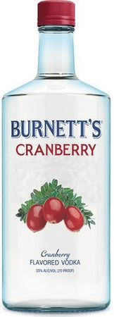 Burnett's Vodka Cranberry
