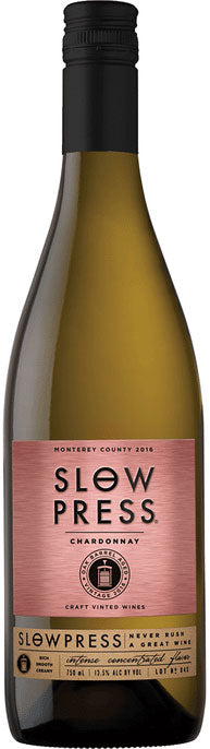 Slow Press Chardonnay 2018