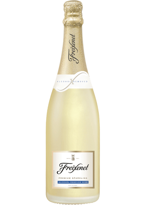Freixenet Sparkling Alcohol Removed