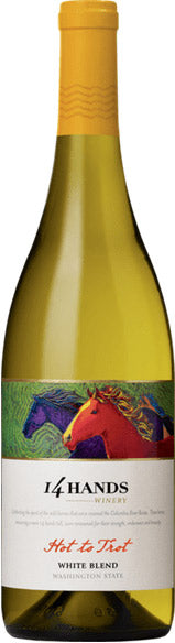 14 Hands Vineyards Hot To Trot White Blend 2015