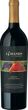 14 Hands Vineyards Merlot 2014-Wine Chateau