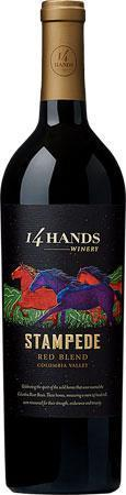 14 Hands Vineyards Stampede Red 2014-Wine Chateau
