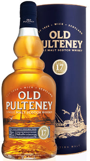 Old Pulteney Scotch Single Malt 17 Year