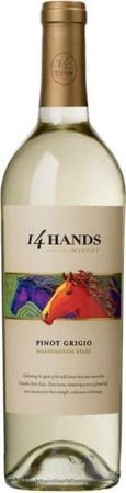 14 Hands Vineyards Pinot Grigio 2016