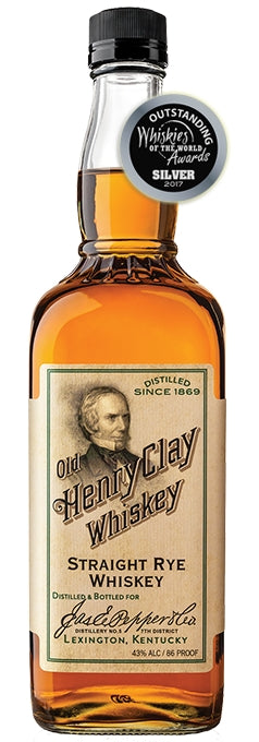 Old Henry Clay Rye Whiskey