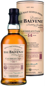 The Balvenie Scotch Single Malt 14 Year Caribbean Cask