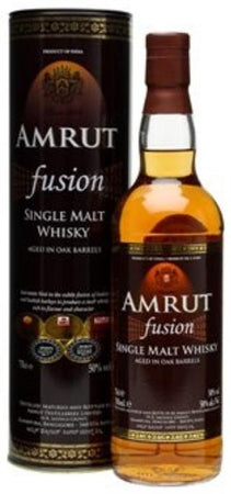 Amrut Whisky Single Malt Fusion