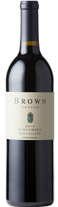 Brown Estate Zinfandel 2016