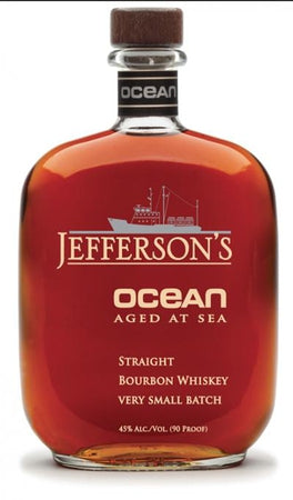 Jefferson's Bourbon Ocean Aged At Sea