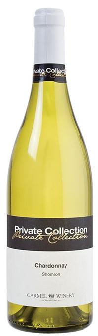Carmel Chardonnay Private Collection 2011