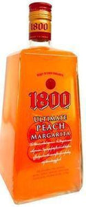 1800 Tequila Ultimate Margarita Peach-Wine Chateau