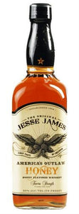 Jesse James Whiskey Honey
