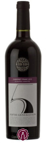 1848 Winery Cabernet Franc Fifth Generation 2014