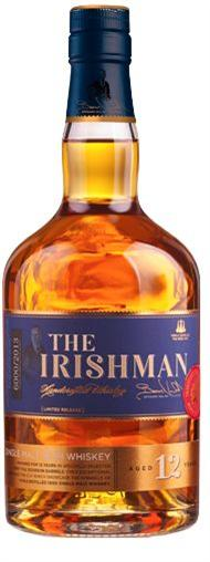 The Irishman Irish Whiskey Single Malt 12 Year
