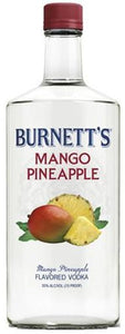 Burnett's Vodka Mango Pineapple