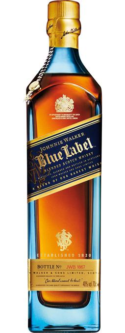 Johnnie Walker Scotch Blue Label Limited Edition