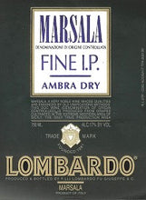 Load image into Gallery viewer, Lombardo Marsala Fine I.P. Ambra Dry
