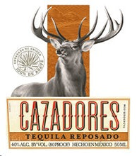 Load image into Gallery viewer, Cazadores Tequila Reposado