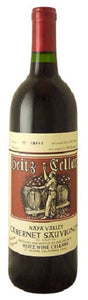 Heitz Cellar Cabernet Sauvignon Trailside Vineyard 2012