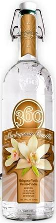 360 Vodka Madagascar Vanilla-Wine Chateau