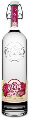 360 Vodka Red Raspberry