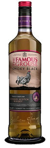 The Famous Grouse Scotch Smoky Black