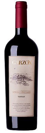 Garzon Tannat Single Vineyard 2015