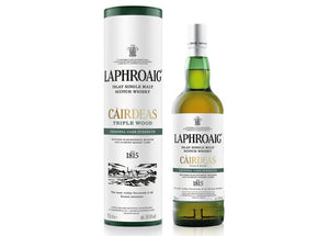 Laphroaig Reveals 2019 Càirdeas Edition Triple Wood