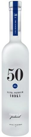 50 Bleu Vodka Ultra Premium-Wine Chateau