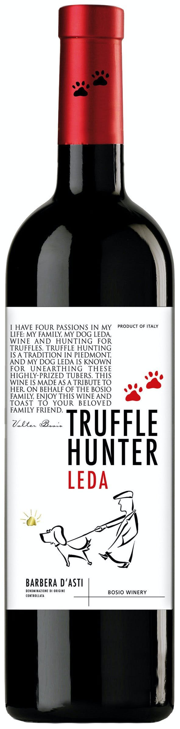 Truffle Hunter Leda Barbera d'Asti 2019