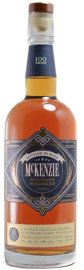 Mckenzie Bourbon Bottled In Bond